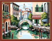 "Раскраска по номерам ""Венеция"""